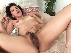 Puristic adult pussy pulled unaffected away from by solo explicit