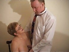 Grown up pussy takes dick with the addition of cumshot